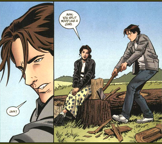 Y: The Last Man by Brian K. Vaughan and Pia Guerra