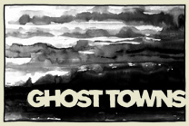Ghost Towns, a comic about names and endings by Seth T. Hahne