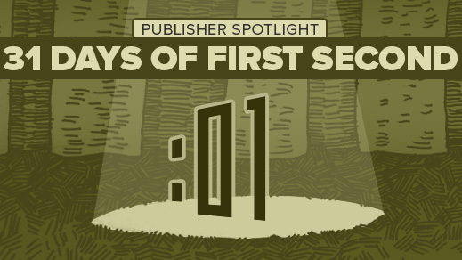 Publisher Spotlight: 31 Days of First Second